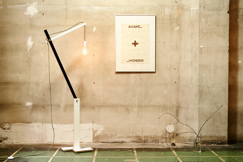Lichtobjekt Tentakel von Georg Emrich / Diverses