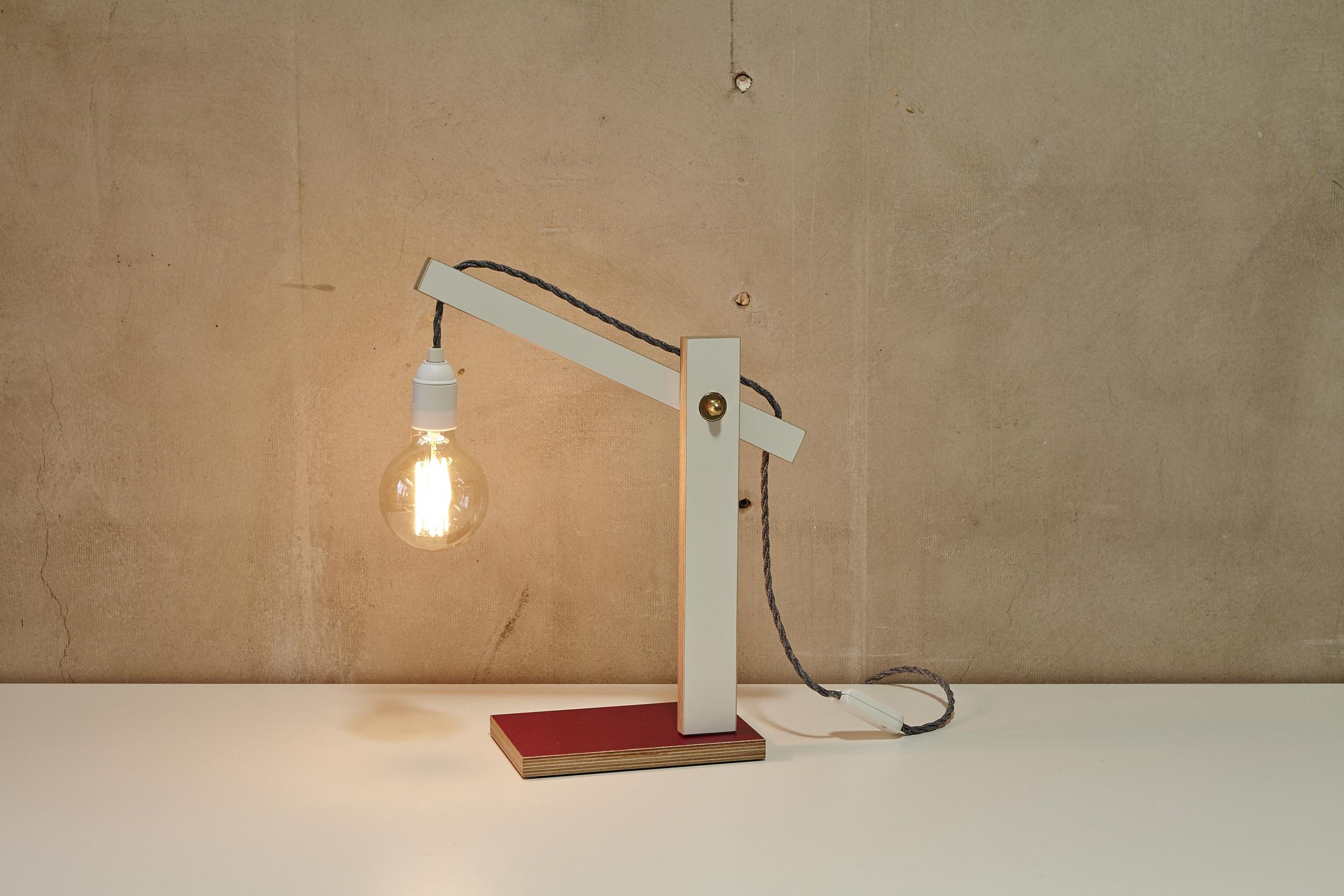 Lichtobjekt HANG AROUND von Georg Emrich Diverses