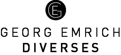 Georg Emrich / Inneneinrichtung